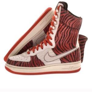 Nike Air Force 1 XXV Tiger Boots Supreme